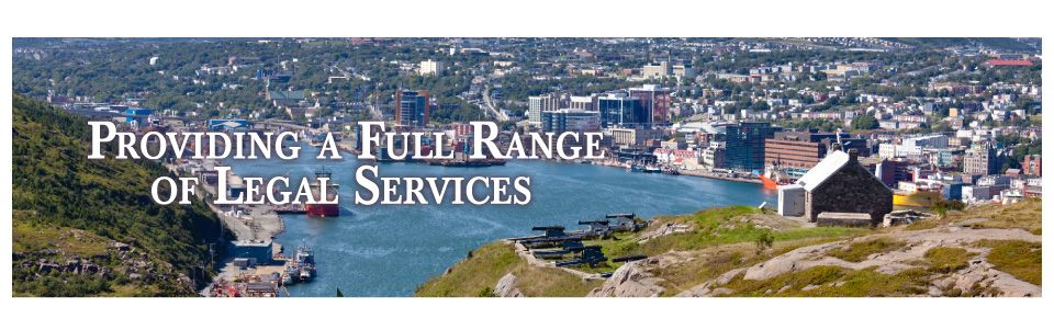 providing a full range of legal services